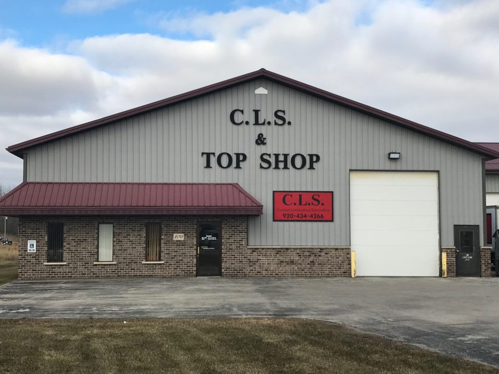 Top Shop Location in Green Bay