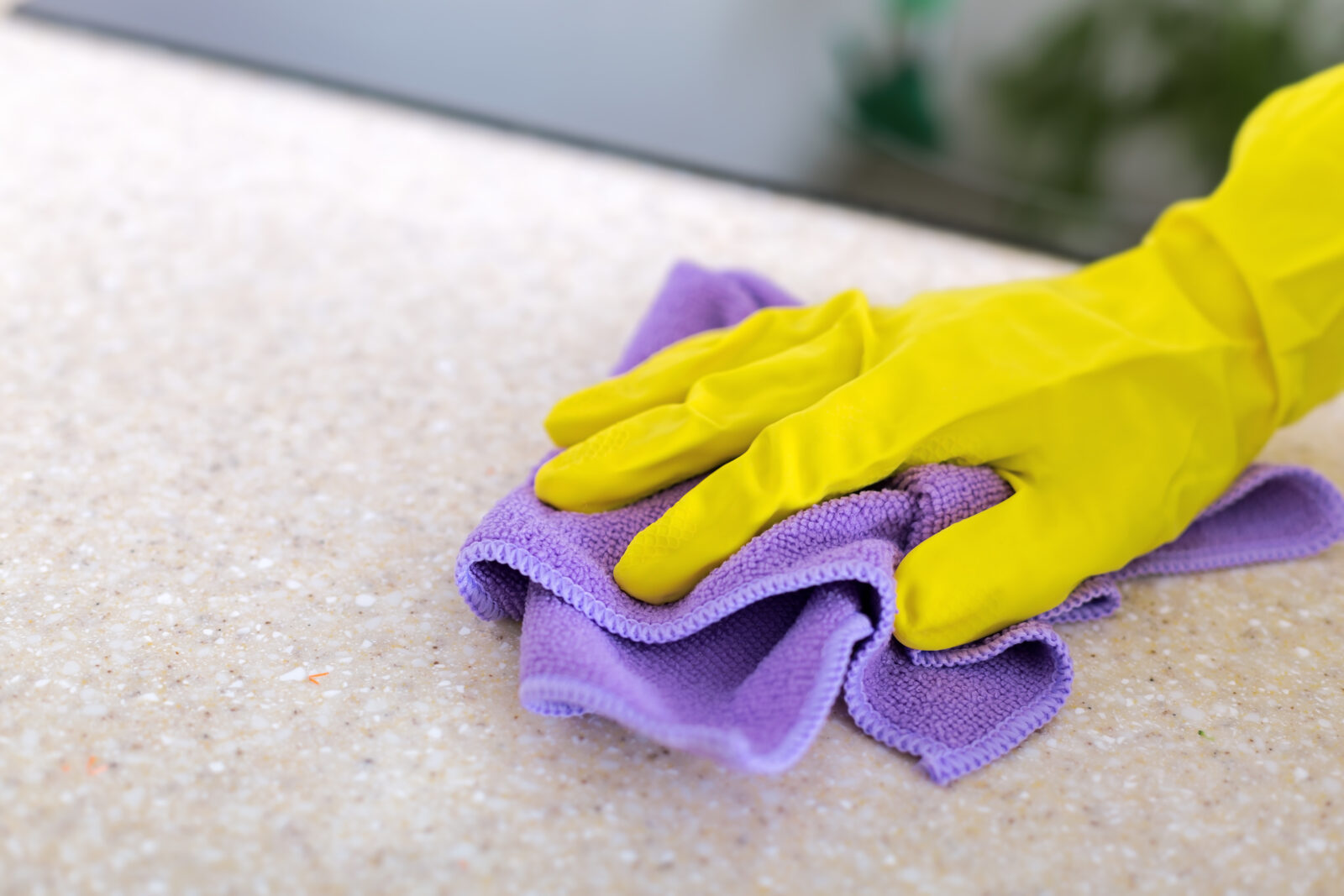 countertop cleaning tips